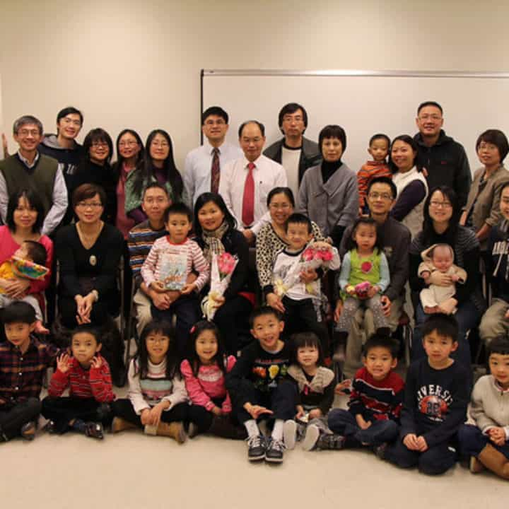 2012 Fellowship Group Picture