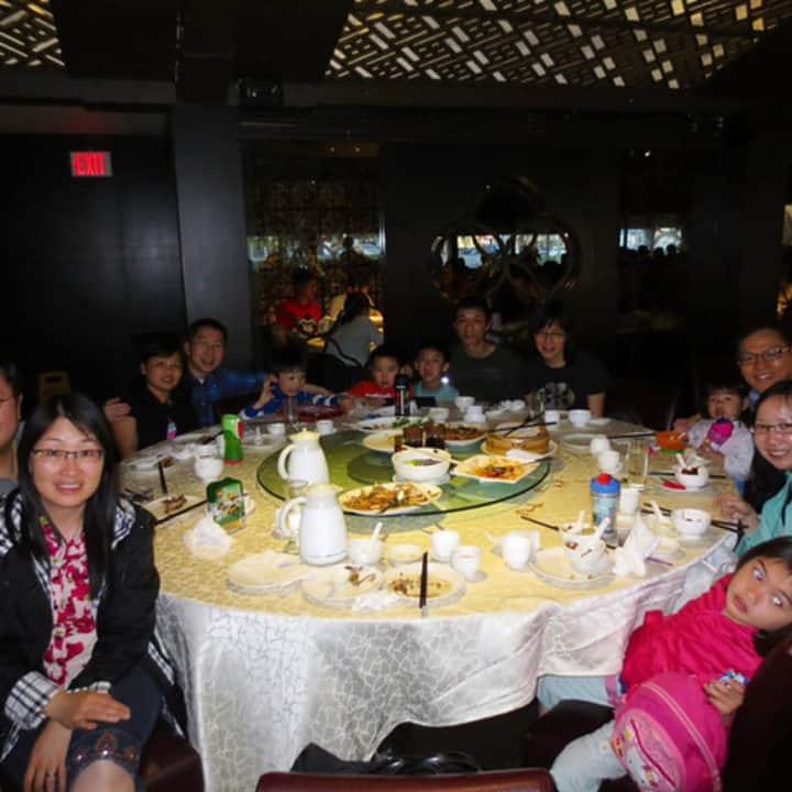 Cell Group Dinner