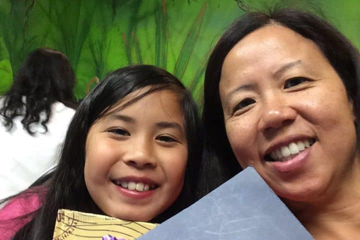 A Mother's Sharing on her P2P experience - Michelle Pon